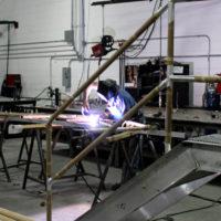 aluminum-rails-and-stair